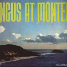 Discos de vinilo: LP-CHARLIE MINGUS AT MONTEREY AMERICA 40013/4 DOBLE LP SPAIN 1969 JAZZ. Lote 55932675