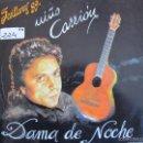 Discos de vinilo: LP - SEVILLANAS Y RUMBAS - NIÑO CARRION - DAMA DE NOCHE. Lote 55933010