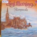 Discos de vinilo: LP - SEVILLANAS Y RUMBAS - SAL MARINA - ROMPEOLA (PORTADA DOBLE). Lote 55933256