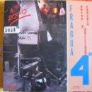Discos de vinilo: LP - SEVILLANAS Y RUMBAS - FRAGUA 4 - A TI ROCIO. Lote 55933365