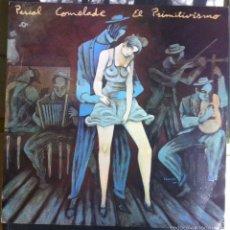 Discos de vinilo: PASCAL COMELADE. EL PRIMITIVISMO. LES DISQUES DU SOLEIL ET DE L'ACIER. 1987. Lote 55933540