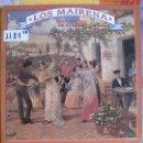 Discos de vinilo: LP - SEVILLANAS Y RUMBAS - LOS MAIRENA - MANANTIAL DE SUEÑOS. Lote 55934464