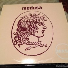 Discos de vinilo: MASS - MEDUSA - MAXI UK ABSTRACT 1991 - PUNK. Lote 55938607