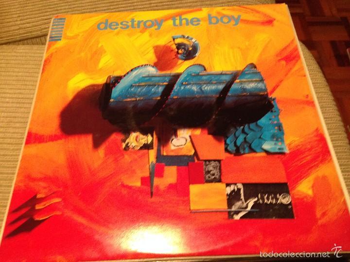 DESTROY THE BOY - ONLY ONE NIGHT - MAXI UK WHITE LIGHT 1991 - INDIE ROCK (Música - Discos de Vinilo - Maxi Singles - Pop - Rock Extranjero de los 90 a la actualidad)