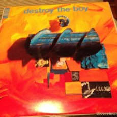 Discos de vinilo: DESTROY THE BOY - ONLY ONE NIGHT - MAXI UK WHITE LIGHT 1991 - INDIE ROCK. Lote 55939264