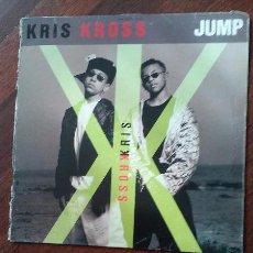 Discos de vinilo: KRIS KROSS-JUMP.MAXI. Lote 102519548