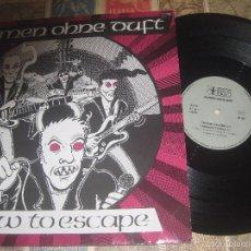 Discos de vinilo: BLUMEN OHNE DUFT - HOW TO ESCAPE - 12PULGADAS EP(ABOUT RECORDS, 198?) OG GERMANY. Lote 55945953