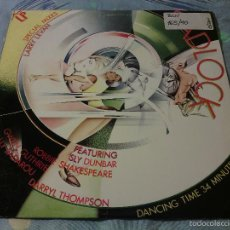 Discos de vinilo: MINI LP VINILO PADLOCK - SPECIAL MIXES LARRY LEVAN - USA PRESS 1983 PARADISE GARAGE / RARÍSIMO!!!!!!. Lote 55948919