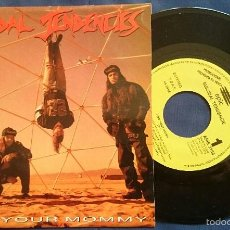 Discos de vinilo: SUICIDAL TENDENCIES: I SAW YOUR MOMMY, SINGLE 1 CARA PROMO ESPAÑOL DE 1993, ARIE 3188. M/NM. Lote 55959698