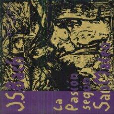 Discos de vinilo: LA PASIÓN SEGÚN SAN MATEO. J. S. BACH. Lote 55993922
