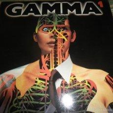 Discos de vinilo: GAMMA - GAMMA 1 LP - ORIGINAL INGLES - ELEKTRA 1980 FUNDA INT. ORIGINAL MUY NUEVO(5). Lote 55997434