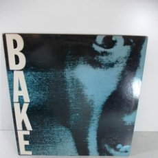 Discos de vinilo: BAKE GET UP - GET OUT MAXI . Lote 55998679