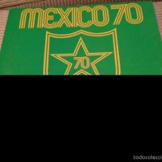 Discos de vinilo: MEXICO 70 - EP VALENCIA - MAXI UK CHERRY RED 1991 - INDIE POP. Lote 55999574