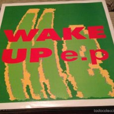 Discos de vinilo: ME - WAKE UP EP - MAXI UK POP GOD 1991 - INDIE POP. Lote 55999661