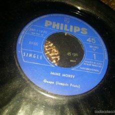 Discos de vinilo: JAIME MOREY GUAPA. Lote 56002372