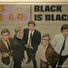 Discos de vinilo: LOS BRAVOS LP SELLO BARCLAY EDITADO EN FRANCIA. Lote 56009724