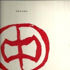 Discos de vinilo: MECANO MAXI-SINGLE SELLO ARIOLA AÑO 1991 EDITADO EN ESPAÑA . Lote 56010148