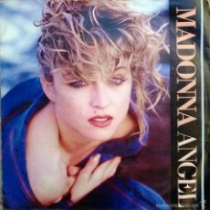 Discos de vinilo: MADONNA. ANGEL/ ANGEL DANCE MIX. SIRE, GERMANY 1984 SINGLE. Lote 56010578