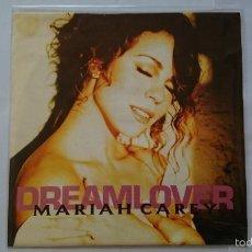 Discos de vinilo: MARIAH CAREY - DREAM LOVER (DREAMLOVER) (PROMO 1993). Lote 56017110