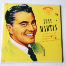 Discos de vinilo: TONY MARTIN - I´LL SEE YOU IN MY DREAMS - MERCURY RECORDS EP 1-3018. Lote 56021362
