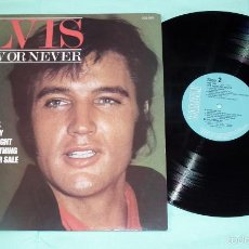 Discos de vinilo: LP ELVIS PRESLEY - IT´S NOW OR NEVER. Lote 47508283