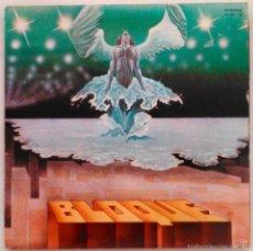 Discos de vinilo: BLOQUE - LP PORTADA ABIERTA, EDICIÓN ORIGINAL, ESPAÑA 1979. Lote 56025475