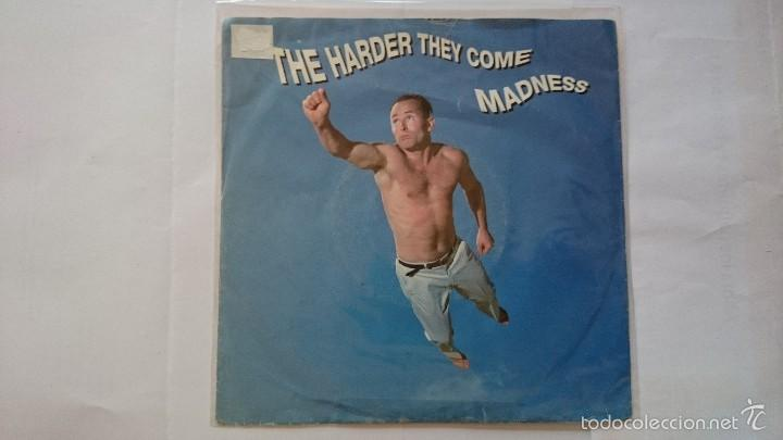 MADNESS - THE HARDER THEY COME / TOMORROW'S JUST ANOTHER DAY / TAKE IT OR LEAVE IT (EP ALEMAN 1992) (Música - Discos - Singles Vinilo - Reggae - Ska)