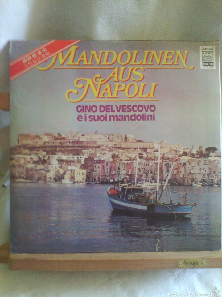 Discos de vinilo: Lote 2 Discos de Vinilo Música Italiana EDICIONES JAPONESAS - Foto 3 - 56031728