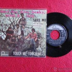 Discos de vinilo: DAVE DEE, DOZY, BEAKY, MICK & TICH - TOUCH ME, TOUCH ME + 3 // EP // SPAIN // 1967. Lote 56031787