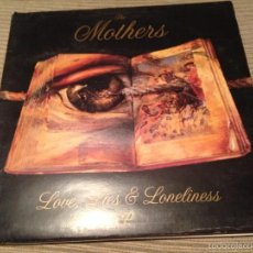 Discos de vinilo: THE MOTHERS - LOVE LIES & LONELINESS - MAXI UK ELEKTRA 1990 - INDIE ROCK. Lote 56031885