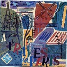 Dischi in vinile: A TRAVES DE PARIS (ROBERT VALENTINO) / PIGALLE + 4 (EP TELEFUNKEN . Lote 56032924