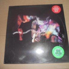 Discos de vinilo: CANDY FLIP (MX) STRAWBERRY FIELDS FOREVER +3 TRACKS AÑO 1990. Lote 56035300