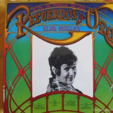 Discos de vinilo: LP - OLGA GUILLOT - RECUERDOS DE ORO (DOBLE DISCO, SPAIN, EPIC RECORDS 1981). Lote 56035862