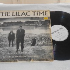 Discos de vinilo: THE LILAC TIME RETURN TO YESTERDAY CARTEL 12 LILAC1 UK 1988. Lote 56047240
