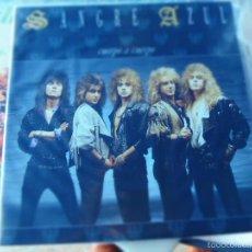 Discos de vinilo: SANGRE AZUL CUERPO A CUERPO LP. Lote 56047895