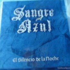 Discos de vinilo: SANGRE AZUL EL SILENCIO DE LA NOCHE LP. Lote 56047975
