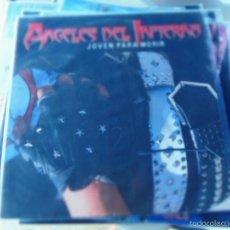 Discos de vinilo: ANGELES DEL INFIERNO JOVEN PARA MORIR LP. Lote 56048132