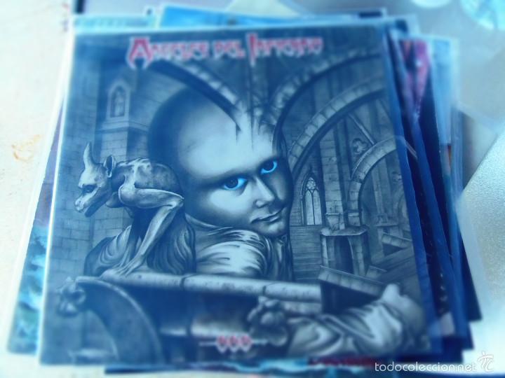 ANGELES DEL INFIERNO 666 LP (Música - Discos - LP Vinilo - Heavy - Metal)