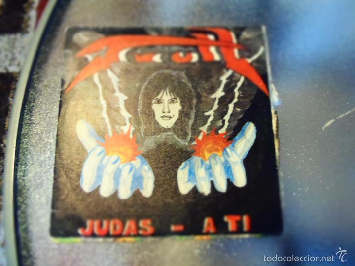 TRULL JUDAS A TI SINGLE (Música - Discos - Singles Vinilo - Heavy - Metal)