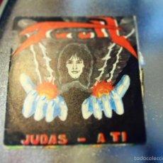 Discos de vinilo: TRULL JUDAS A TI SINGLE. Lote 56049357