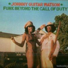 Discos de vinilo: JOHNNY GUITAR WATSON LP SELLO DJM RECORDS AÑO 1978 EDITADO EN ESPAÑA PROMOCIONAL. Lote 56052013