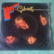 Discos de vinilo: THE NIPS GABRIELLE- VENGEANCE. CHISWICK B.I.E.M. MADE IN SPAIN 1979.. Lote 56052375