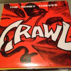 Discos de vinilo: HONEY THIEVES - CRAWL - MAXI UK LIQUID 1991 - INDIE POP. Lote 56053554