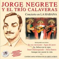 Discos de vinilo: RAMALAMA MUSIC CALAVERAS, TRÍO Y JORGE NEGRETE ( RM–52992 ). Lote 56058433