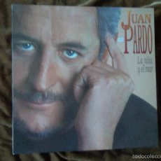 Discos de vinilo: JUAN PARDO LA NIÑA Y EL MAR. ED. HISPAVOX, 1993. Lote 186320571