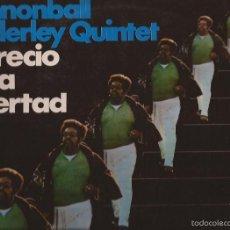 Discos de vinilo: LP-CANNONBALL ADDERLEY QUINTET MOVIEPLAY 30023/24 DOBLE LP SPAIN 1971 JAZZ. Lote 56084690