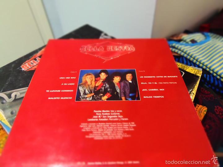 Discos de vinilo: BELLA BESTIA NO CARINÑO NO LP - Foto 2 - 56084793