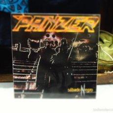 Discos de vinilo: PANZER SABADO NEGRO LP. Lote 56086881