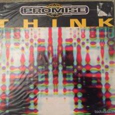 Discos de vinilo: PROMISE THINK. Lote 106004356