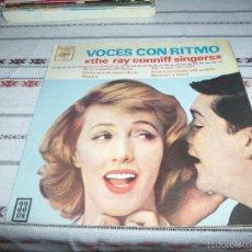 Discos de vinilo: RAY CONNIFF.VOCES CON RITMO. Lote 56099421